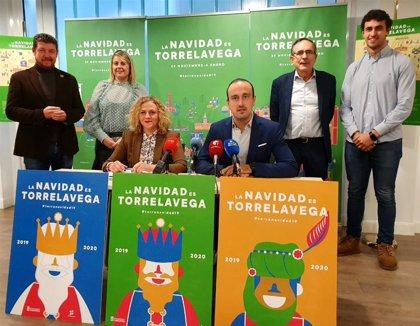 """Torrelavega se llena de actividades navideñas para ser """"referente"""" regional en estas fiestas"""