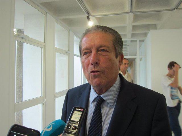 Federico Mayor Zaragoza, premio 'Premio René Cassin 2019' por su contribución a la paz y los derechos humanos.