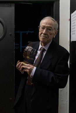 El actor de doblaje Claudio Rodríguez