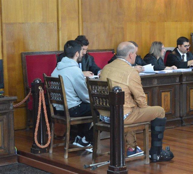 Comienza la deliberación del jurado popular del crimen de 'A Esmorga' en Ourense.