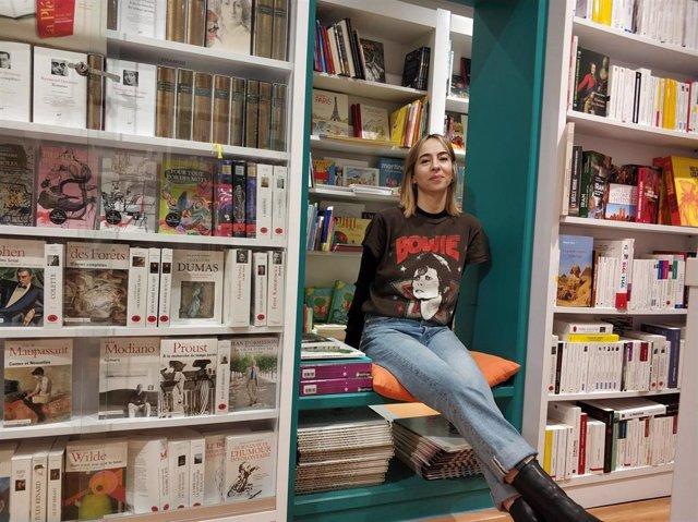 La escritora Teresa Colom debuta en el género novelístico