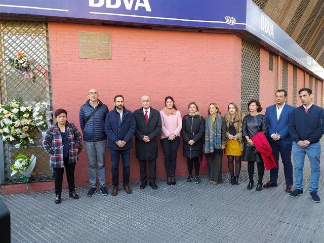 Homenaje municipal a García Caparrós