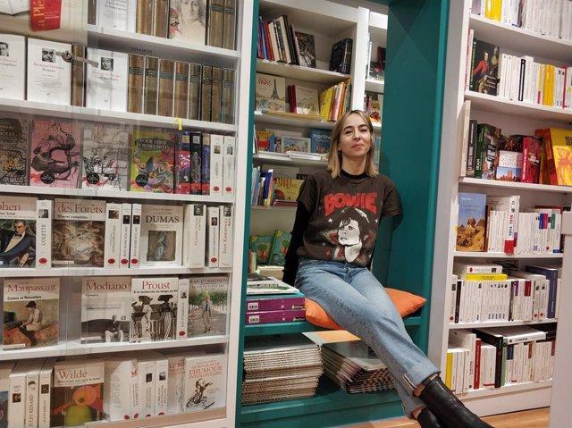 L'escriptora Teresa Colom debuta en el gènere novel·lístic