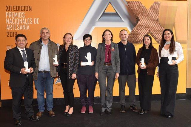 Foacal, entre los Premios Nacionales de Artesanía 2019