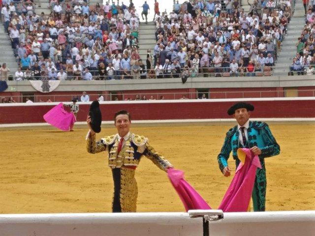 La peña 'Diego Urdiales' promueve un gran homenaje al torero riojano con motivo