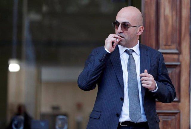 El empresario maltés Yorgen Fenech, acusado de dar la orden de asesinar a la periodista Daphne Caruana