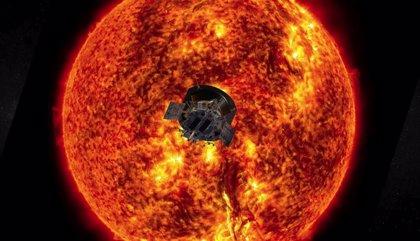 Los agujeros coronales parecen ser la fuente del viento solar lento