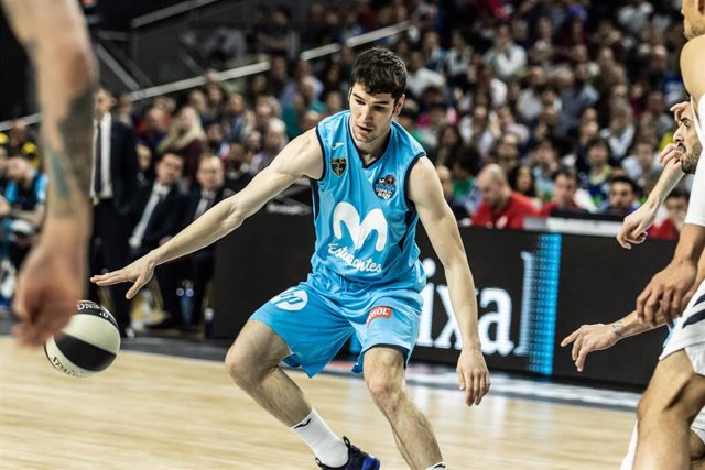 Basket: Copa del Rey ACB - Real Madrid v Movistar Estudiantes