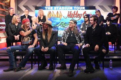 Mötley Crüe anuncian las fechas de su gira de reunión con Def Leppard, Poison y Joan Jett