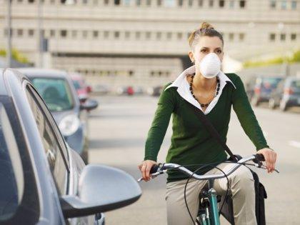 COP25: Ir en bici por ciudades contaminadas: ¿dónde está el límite para nuestra salud?