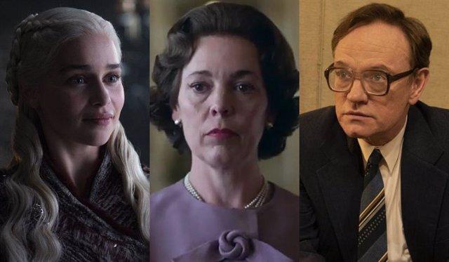 Las mejores series del año para el AFI