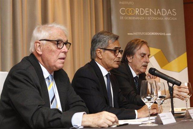 Presentación de estudio sobre Chile del Instituto Coordenadas