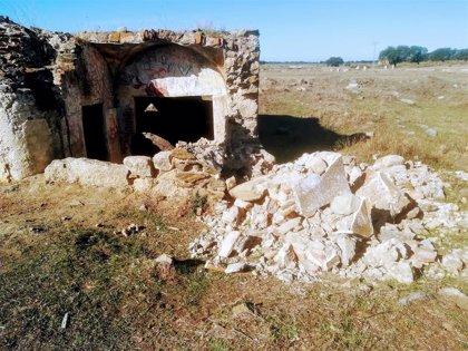 "La Junta centra sus ""esfuerzos"" en que la Ermita de San Jorge de Cáceres pase a titularidad pública para actuar en ella"
