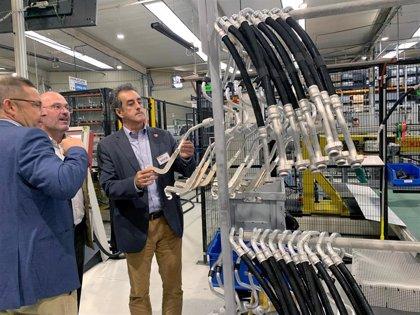 Maflow Spain Automotive multiplicará su actividad, creará 39 empleos y ampliará su planta en Guarnizo