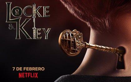 La serie de Locke & Key ya tiene fecha en Netflix