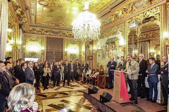 Presentación del XXIII Congreso de la Unión Nacional de Agencias de Viajes