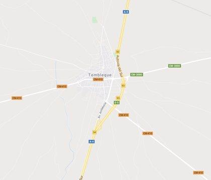 Abre al tráfico un carril de la A-4 en sentido Andalucía tras el choque entre dos camiones en Tembleque