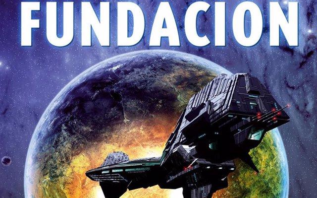 Portada de La Fundación de Asimov