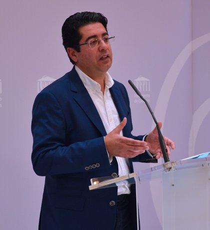 Martín aplaza hasta el primer trimestre la reorganización del sector público empresarial del Cabildo de Tenerife