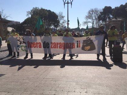 La plantilla de FCC parques y jardines decidirá, el 12 de diciembre, si convoca huelga indefinida desde enero