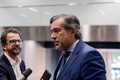 """López exige """"prudencia y responsabilidad"""" a los partidos ante el ataque al centro de Hortaleza"""