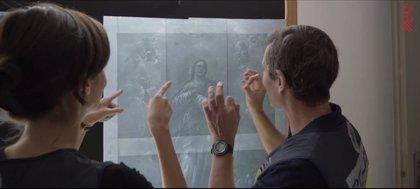 La Policía de la Generalitat recupera una obra de Mompó robada hace 11 años