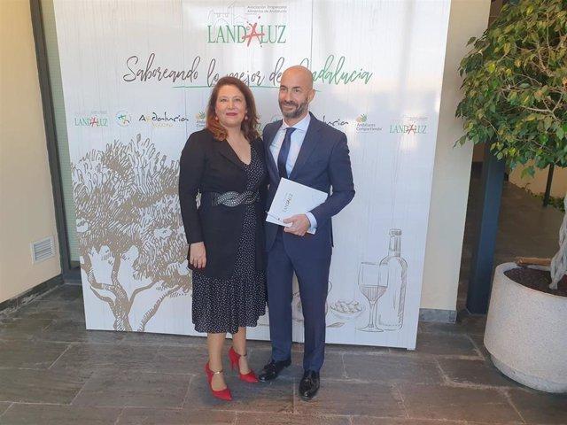 Carmen Crespo participa en la XXI 'Tribuna Landaluz'