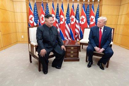 El régimen norcoreano amenaza con represalias a Trump por las burlas a Kim Jong Un