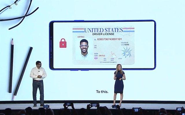 Android R permitirá llevar documentos de identificación electrónicos oficiales e