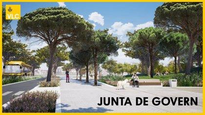 """Benimàmet tendrá un nuevo """"gran parque de ciudad"""" que recuperará las antiguas cuevas que se usaban como viviendas"""