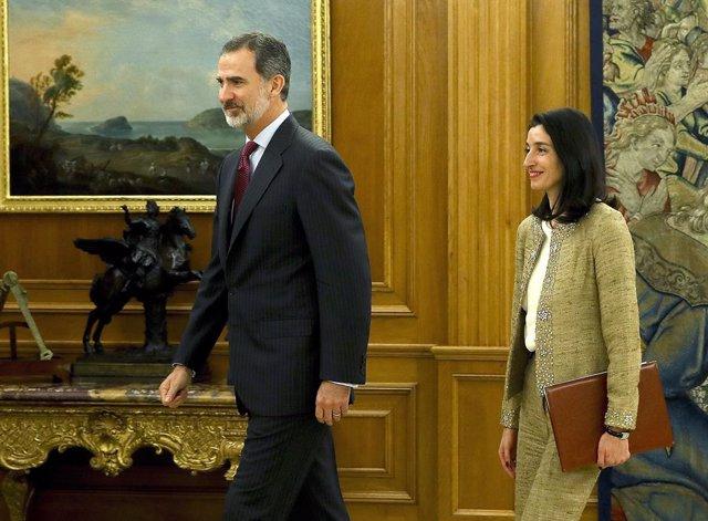 Pilar Llop se estrenará representando a España en la toma de posesión del presid