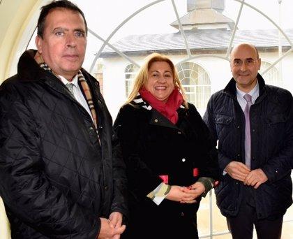 La Junta restaura la cubierta de la Escuela Hogar de Ágreda (Soria) tras una inversión cercana a los 95.000 euros