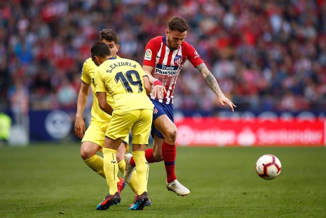 Saúl (Atlético) y Cazorla (Villarreal)