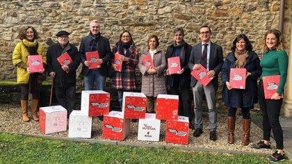 Los museos de Bizkaia reúnen su oferta escolar en el programa 'Olgetan Ezagutu'