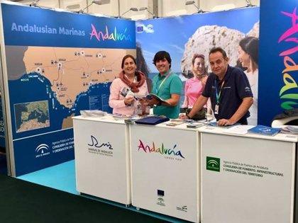 Los puertos andaluces estarán presentes en el 'Salon Nautique International de Paris'