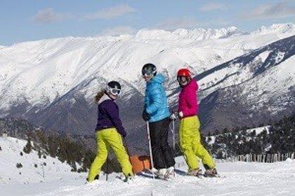 Espot abre este viernes con el 88% del dominio esquiable disponible