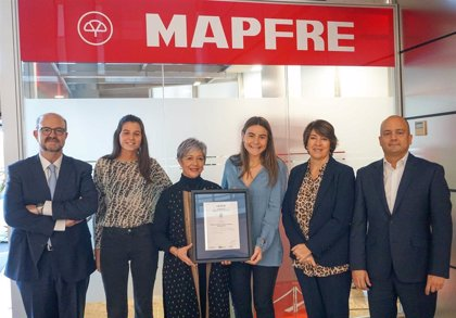MAPFRE, primera empresa del Ibex 35 reconocida por AENOR en su gestión del voluntariado
