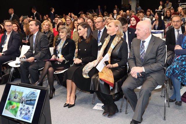 COP25.- La Reina vuelve el miércoles a la Cumbre del Clima a un acto sobre produ
