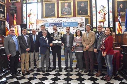 Un total de 409 regatistas de 16 países participarán en el trofeo Ciutat de Palma de Vela Bufete Frau