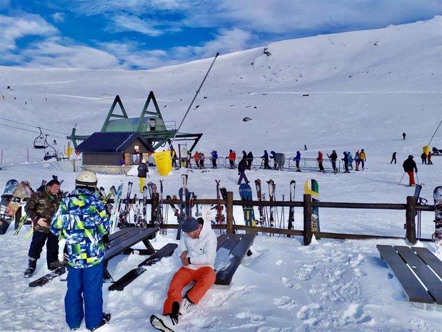 Comienza la temporada de esquí en Alto Campoo
