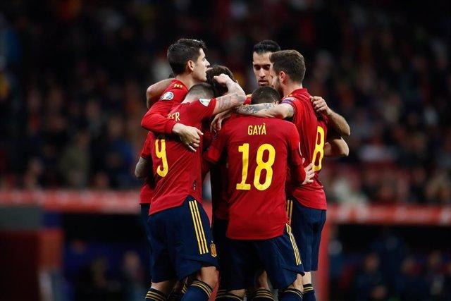 Fútbol/Selección.- España jugará contra Alemania su primer amistoso previo a la