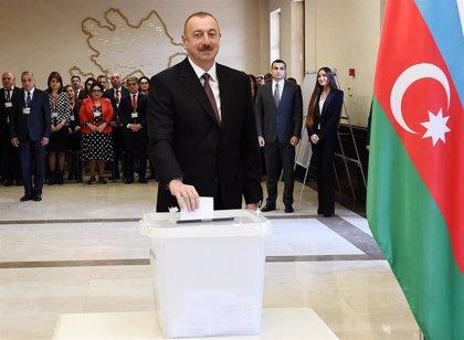 El presidente de Azerbaiyán disuelve el Parlamento y convoca elecciones anticipadas para febrero de 2020