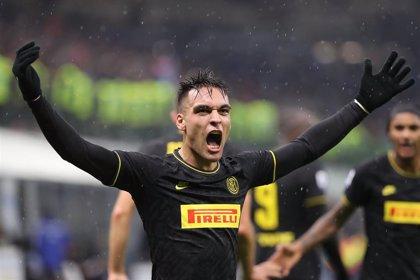 El Inter pone en juego su liderato ante la Roma