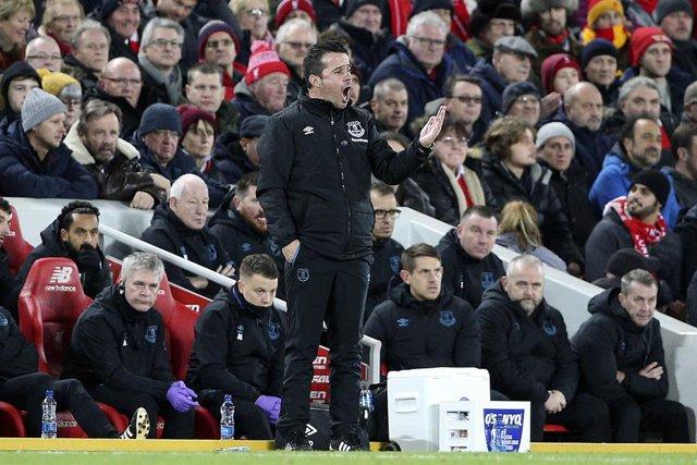 Fútbol.- El portugués Marco Silva deja de ser entrenador del Everton