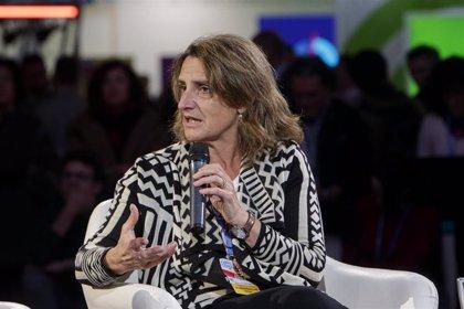 """Teresa Ribera: """"Los jóvenes son los jugadores agresivos positivos en esta transformación"""""""