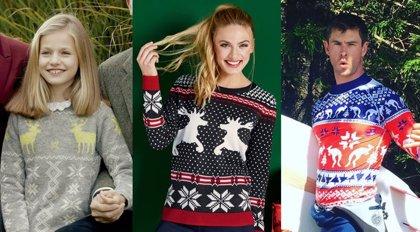 Los jerséis navideños que arrasan (agotados) online llegan a tienda el lunes 9