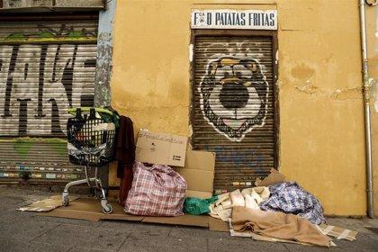 Más de 50 ciudades de todo el mundo se suman 'The World's Big Sleep Out', en apoyo a las personas sin hogar