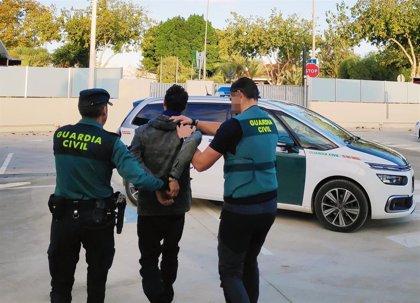 La Guardia Civil esclarece una serie de robos cometidos en Teror y Las Palmas de Gran Canaria