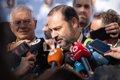 ABALOS ASEGURA QUE EL SECTOR DEL TRANSPORTE EN ESPANA EMITIRA UN 32% MENOS DE GASES CONTAMINANTES EN 2030