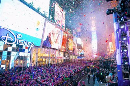 Nueva York invita a un millón de turistas a dar la bienvenida al 2020